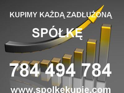 Skup Zadłużonych Spółek Tel. 784-494-784